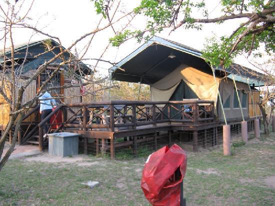 Mpila Camp: 1