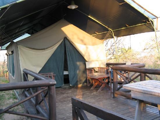 Mpila Camp: 2
