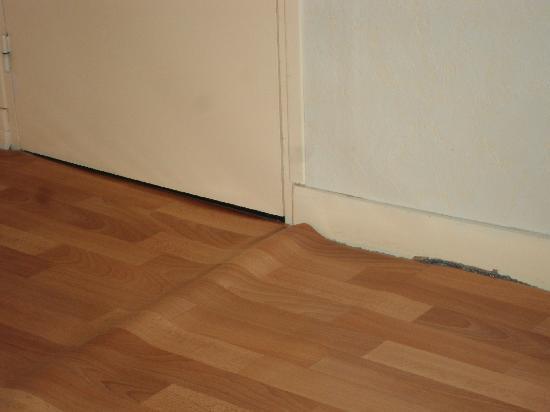 Manoir de la Grande Mettrie: the floor