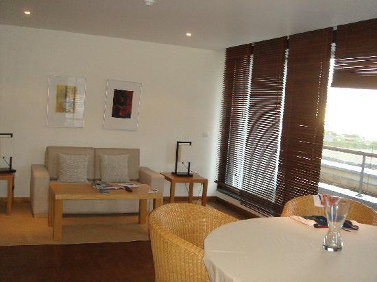 Graciosa Hotel: Livingroom