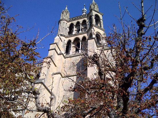 โรงแรมโมเวนพิค โลซาน: Cathedral 1