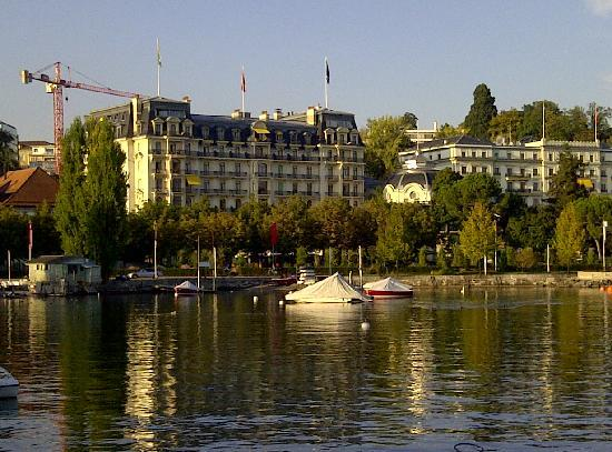 โรงแรมโมเวนพิค โลซาน: Bay