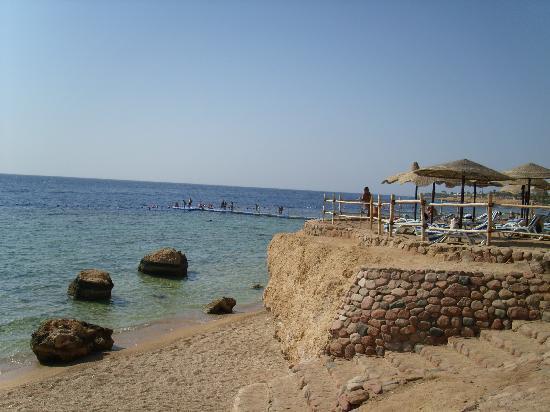 Sunrise Diamond Beach Resort: spiaggia