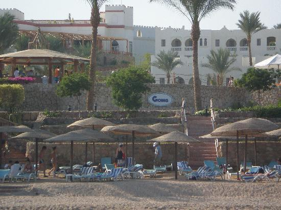 Sunrise Diamond Beach Resort: vista dal pontile