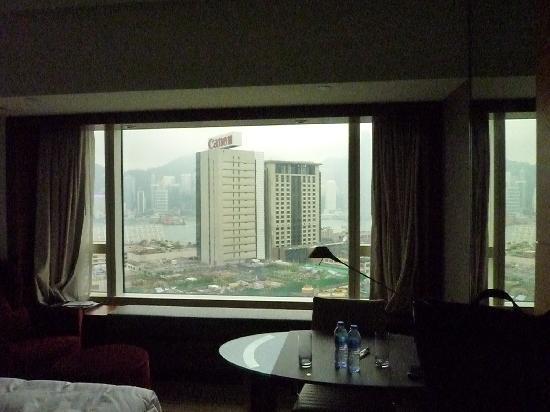 โรงแรมไฮแอทรีเจนซี่ ฮ่องกง จิมซาจุ่ย: ハーバービュー