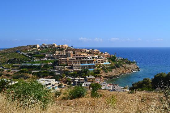 Sea Side Resort & Spa: Vue sur l'hotel