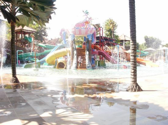 Bali Safari & Marine Park: kids area