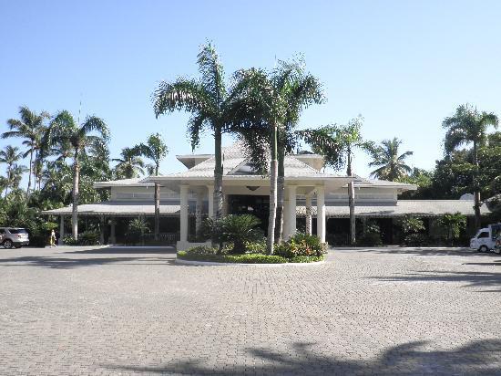 Grand Bahia Principe El Portillo: main lobby area