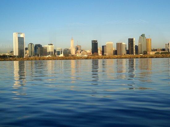 Sturla: Entrando al puerto de Buenos Aires
