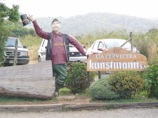 La Cerveceria Kunstmann: cerveceria