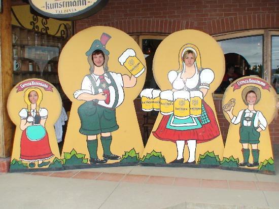 La Cerveceria Kunstmann: los alemanes guatones