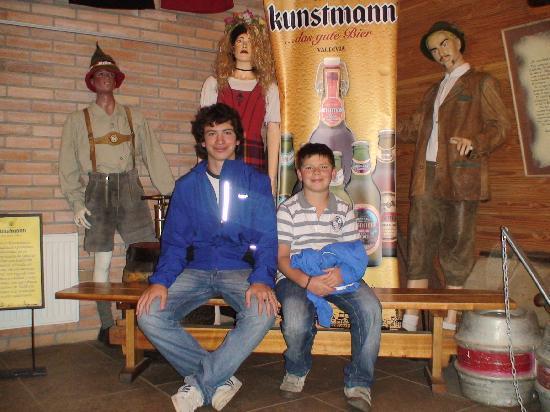 La Cerveceria Kunstmann: al interior del museo de la cerveza