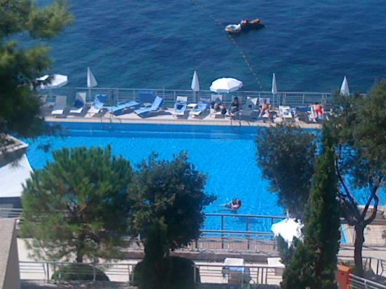 Hotel Dubrovnik Palace: Swimming Pool