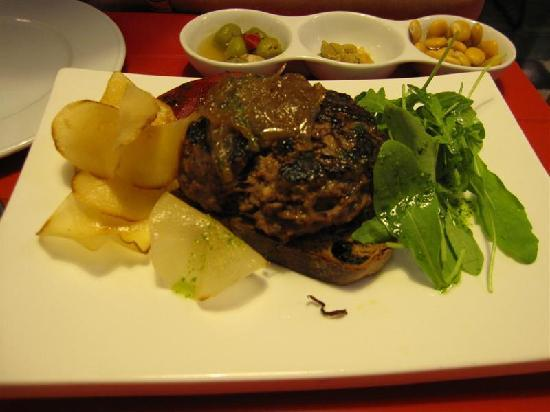 La Bulla: Hamburger