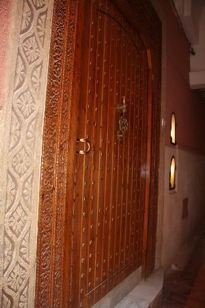 Riad & Spa Esprit du Maroc: La porte du riad