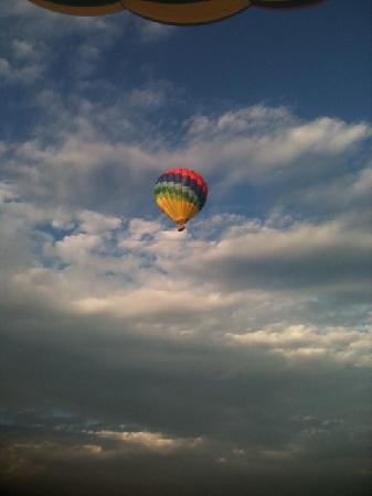Balloons Above the Valley: Closet to us