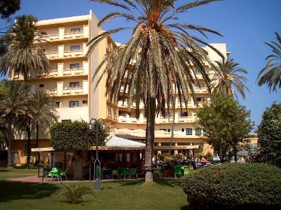 โรงแรมรอยัล คอสต้า: view of hotel