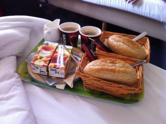 Hotel De Gerstekorrel: petit déjeuner pour 2 personnes