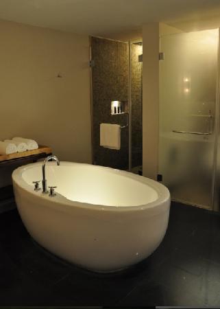อลิลา ดิวา กัว: The Diwa Wing Bathroom