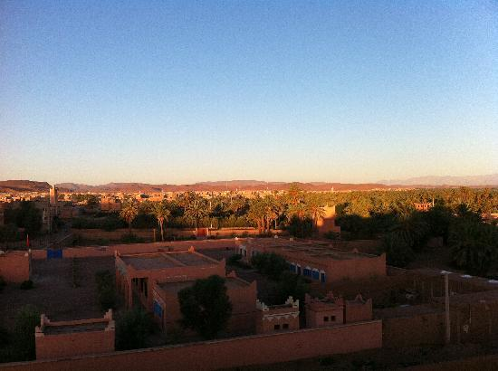 Dar Chamaa: View from my window