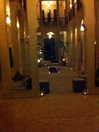 Dar Chamaa: Inside