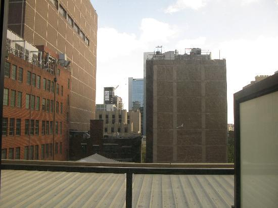 Adina Apartment Hotel Melbourne: The View!