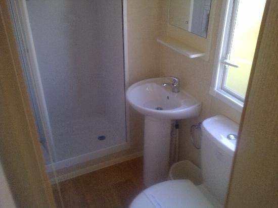 Seashore Holiday Park - Haven: Bathroom