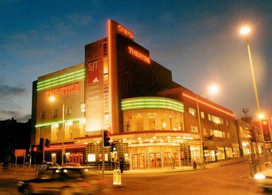 HQ Hospitality Restaurant: Stephen Joseph Theatre
