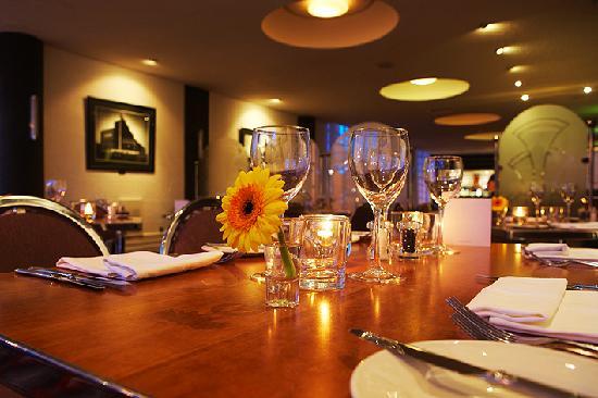 HQ Hospitality Restaurant: Restaurant at SJT