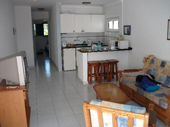 Apartamentos Jable Bermudas: Our apartment