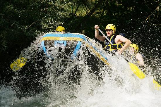 Camping le Reclus: Rafting