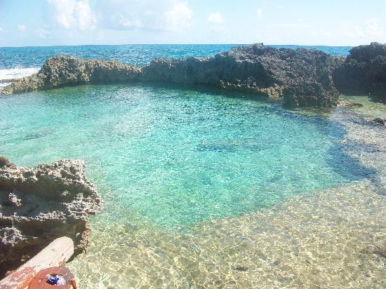 Mia Reef Isla Mujeres: Kings Bath, what an exclusive treat!