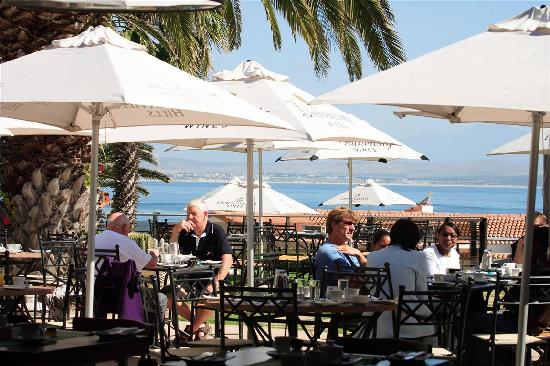 Cafe Gannet: Open for breakfast, lunch and dinner