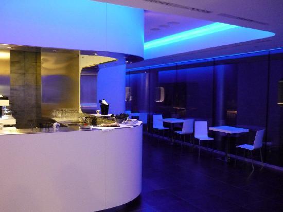 โรงแรมพอยท์อาเรสโซปาร์ค: Il bar