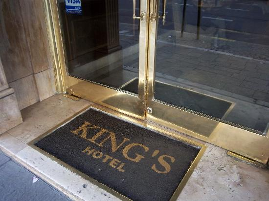 King's Hotel: KINGS hotel ,only name