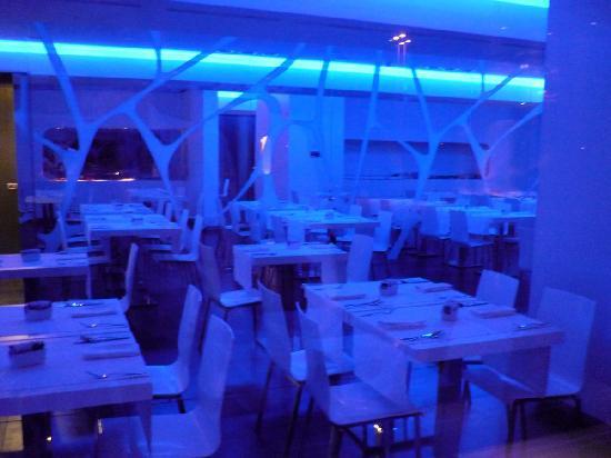 โรงแรมพอยท์อาเรสโซปาร์ค: Sala colazioni
