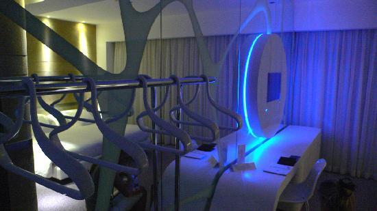 โรงแรมพอยท์อาเรสโซปาร์ค: Particolari della camera