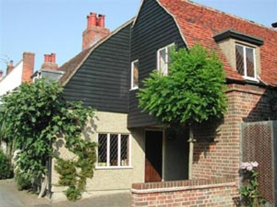 Harwich, UK: Zig Zag Cottage