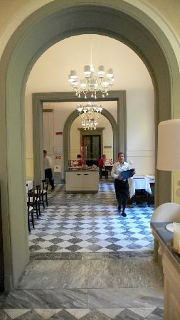 NH Collection Firenze Porta Rossa: Restaurant
