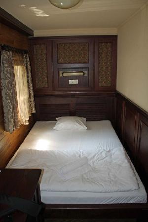 Botel Matylda: Single bedroom