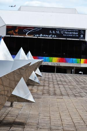 Adelaide Photography Tours: Adelaide Festival Centre