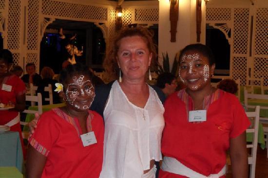 Andilana Beach Resort: Meraviglioso popolo Malgascio...