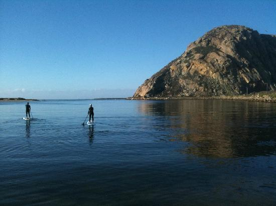 Central Coast Stand Up Paddling: Morro Rock