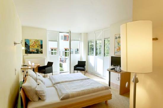 Hotel Watthalden: bedroom