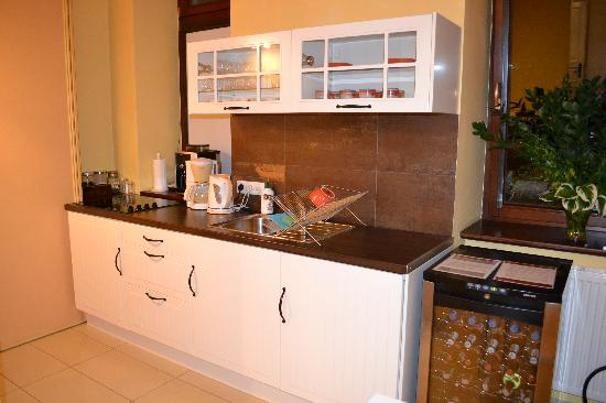 Cracowdays Apartments: Coomon kitchen - 1st floor
