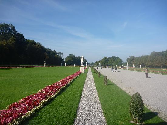 Nymphenburg Palace: Scorcio del parco 3
