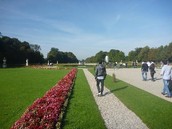 Nymphenburg Palace: Scorcio del parco 4