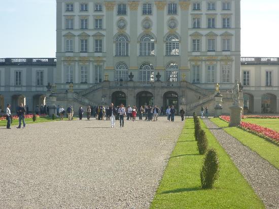 Nymphenburg Palace: Scorcio del parco 5