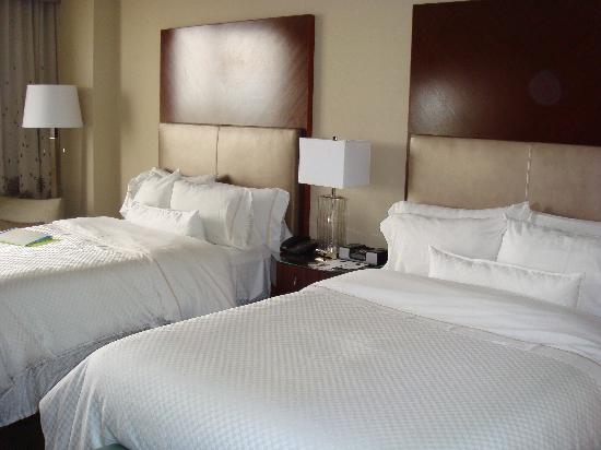 The Westin Savannah Harbor Golf Resort & Spa: Double Queen Beds