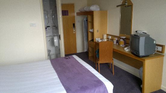 Premier Inn Hemel Hempstead West Hotel: Comfy bed
